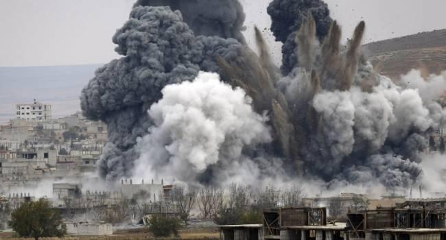 В Сирии Турция активно атакует регион с курдами, который находится под контролем россиян