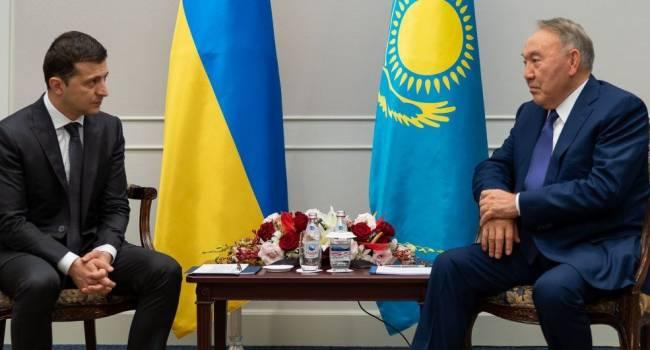 Политтехнолог: Зеленский должен сделать заявление по Казахстану, нам уже терять нечего, на нас уде напала Россия