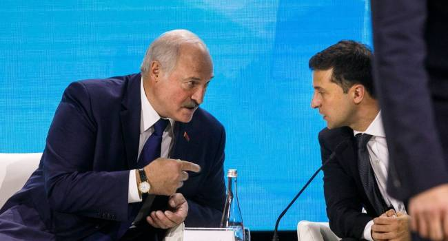 Гай: каким бы шутом не был Зеленский, но он в тысячу раз легитимнее, чем диктатор Лукашенко