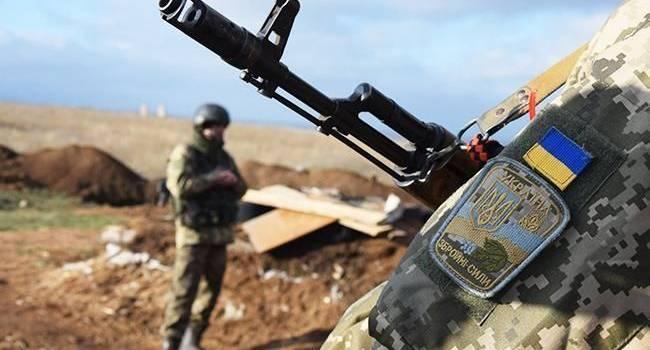 Силы ООС в очередной раз приняли на себя удар со стороны РФ на Донбассе