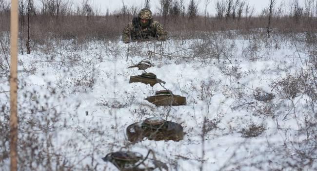 Боевики Донбасса готовятся к танковому наступлению ВСУ
