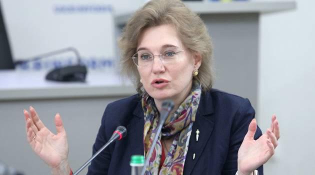 «Никакой локдаун не поможет»: Голубовская сделала неутешительный прогноз по эпидемии коронавируса
