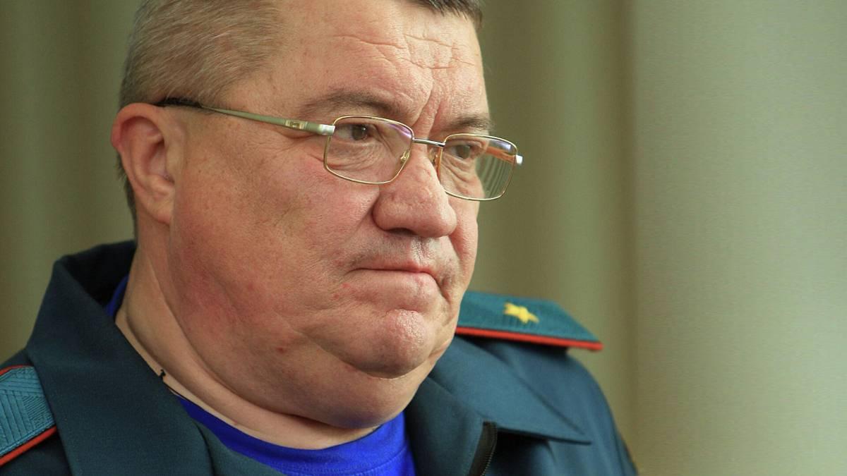 Коронавирус забрал жизнь у «главы МЧС» аннексированного Крыма