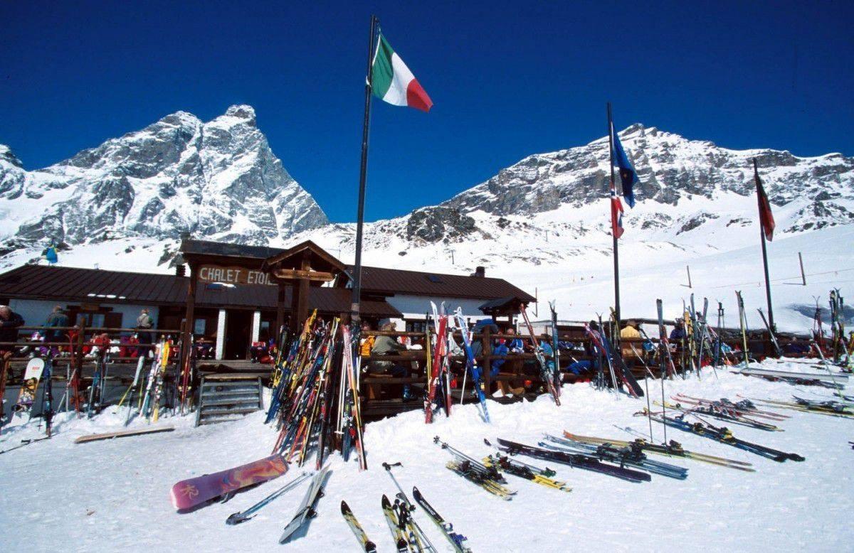 В Италии откладывают открытие горнолыжных курортов из-за пандемии
