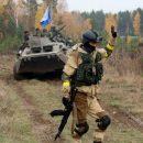 Кадровый офицер РФ разрядил целую обойму в боевика «ЛНР» на Донбассе