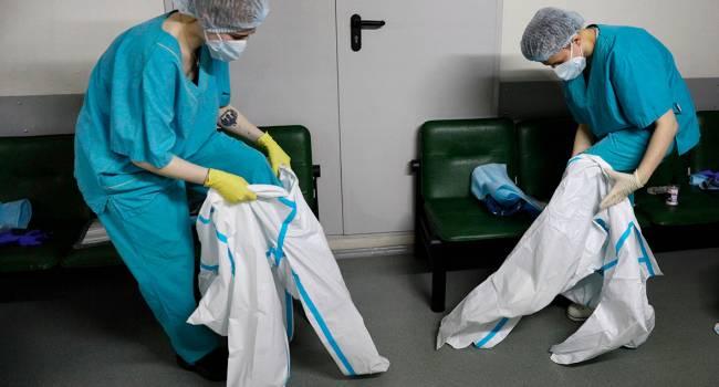 Семьи украинских врачей, умерших от COVID-19, не получили выплату: Ляшко назвал причину