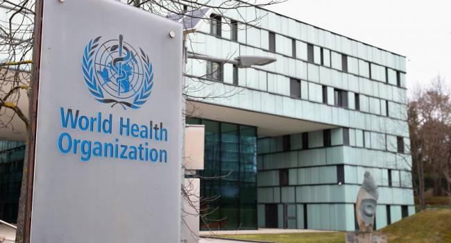 В Китае назвали дату прибытия в страну экспертов ВОЗ для изучения происхождения коронавируса