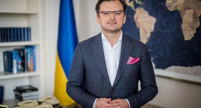 Кулеба: повестка Крымской платформы будет состоять из одного вопроса