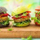 Диетологи рассказали о самом полезном гамбургере