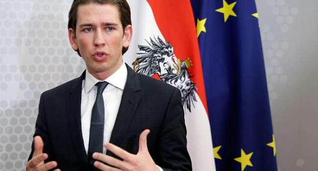 Курц: Локдаун в Австрии продлен до 7 февраля