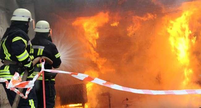 «Пожар в отеле Одессы»: Количество погибших людей выросло