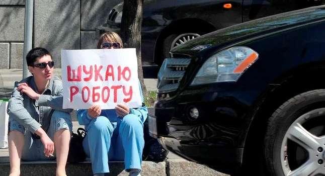За год пандемии число безработных в Украине увеличилось на треть