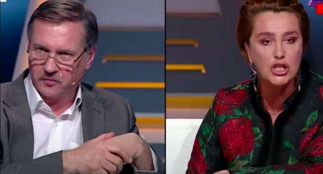 «Крики в студии»: На телевидении между Черновил и Егоровой произошел скандал из-за «российской пропаганды»