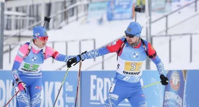 «ЧМ без флага и гимна. Ниже плинтуса»: По биатлонистам России жестко ударили санкциями