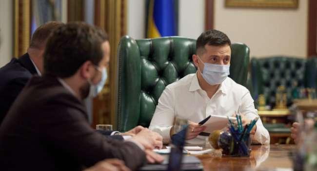 Ионова: у Зеленского есть возможность войти в историю президентом, при каденции которого Украина станет кандидатом на членство в НАТО