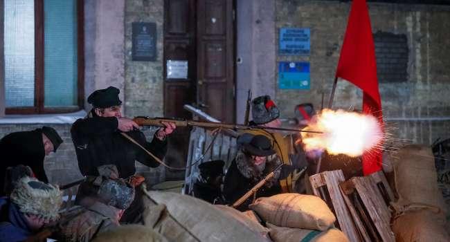Историк: 103 года назад в Киеве начался красный беспредел и бандитизм – это результат «русского мира»
