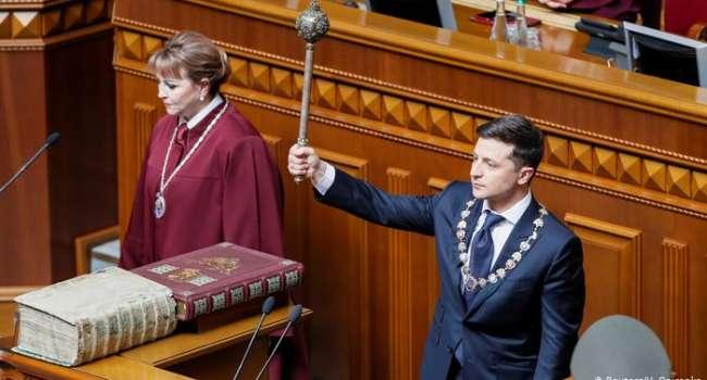 Береза: большинство украинцев пока не хотят своим отказом от Зеленского признать, что сильно лоханулись