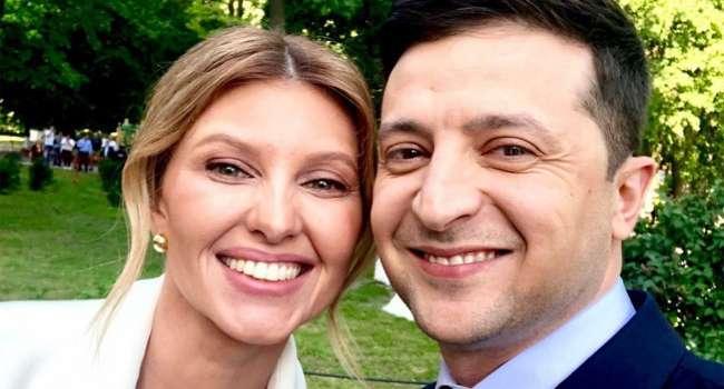 Политолог: пока в Украине метели, затруднено передвижение, обстрелы на Донбассе, Зеленский с супругой смотается в Эмираты