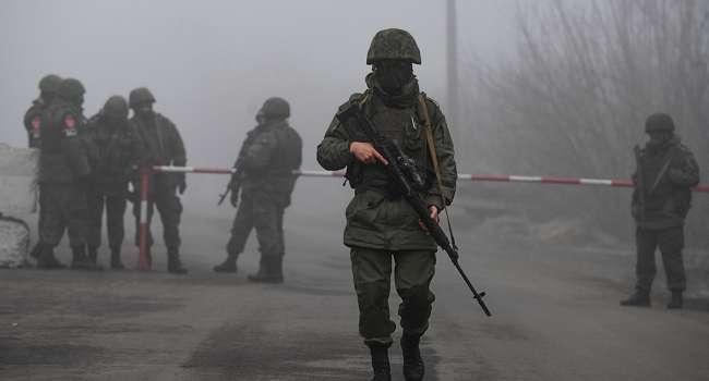 Боевики в бое против бойцов ООС потеряли пять человек – офицер ВСУ