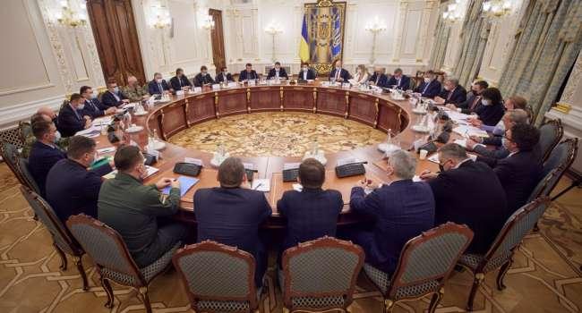Руденко: на СНБО так и не дождался доклад Венедиктовой о подозрении и аресте Виктора Медведчука и Тараса Козака