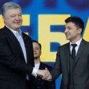 «Становятся одной командой?»: Порошенко поддержал Зеленского на счет Крымской платформы