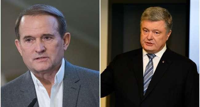 Ветеран АТО: предыдущие методички не сработали, теперь запустили новую – «Порошенко сотрудничает с Медведчуком!»