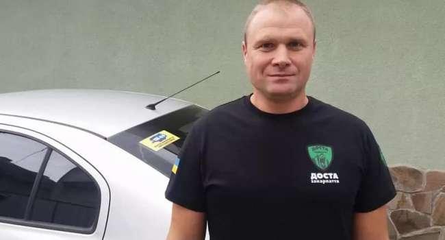 На Закарпатье активист получил 6 лет за смертельное ДТП и сбежал из зала суда, его ищут