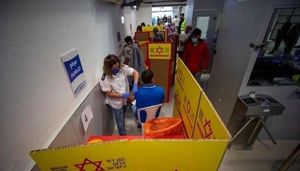 В Израиле начали вакцинировать от коронавируса детей и подростков