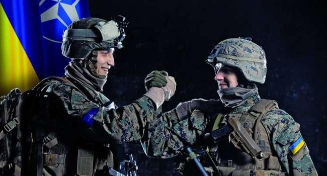Украина в НАТО: Стефанишин заявила о стремлении увеличить участие в миссиях и операциях Альянса