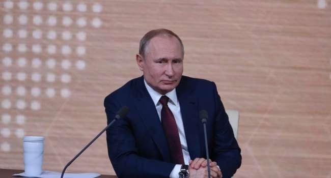 Financial Times: путинский режим состарился и подрыхрел