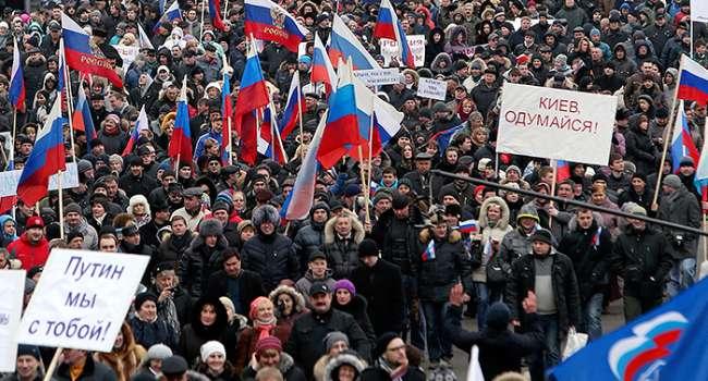 Береза: у россиян нет шансов на то, что они эволюционируют, поумнеют и станут сторонниками демократических стандартов