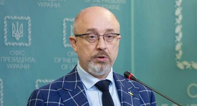 Резников заявил, что Украина никогда не подарит Донбасс и Крым России