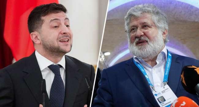 Бобыренко: поверю в то, что Зеленский взялся за Коломойского только в двух случаях