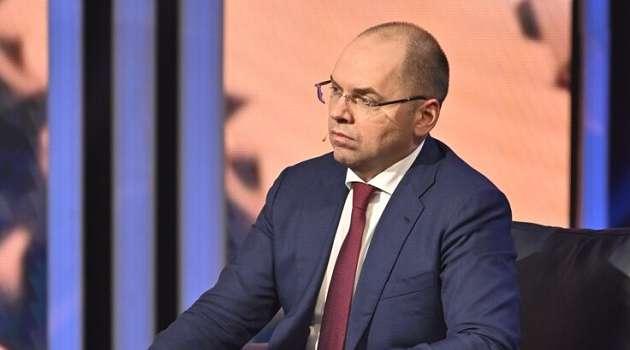 Степанов рассказал, когда в Украине введут полный локдаун