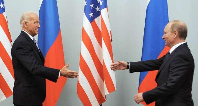 Обострение отношений с США: В МИД РФ заявили о подготовке разговора Путина с Байденом