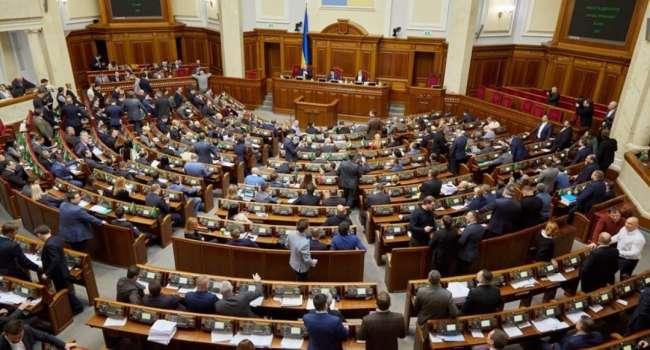 «Слуги народа» инициируют проведение внеочередного заседания Рады – повестка дня может быть более, чем резонансной