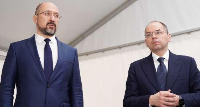 Журналист: виноваты Степанов, Шмыгаль и ОП. Именно они сорвали переговоры по вакцине и сейчас пытаются оправдать свою бездеятельность