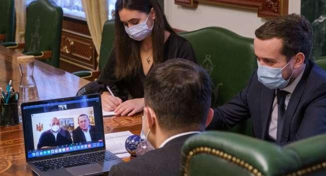 За 3 дня до выборов Зеленский решил включить на полную админресурс, агитируя за Вирастюка, – политолог