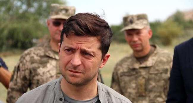 Нардеп: на фронте происходят тренировки русскими Владимира Зеленского за действия против Виктора Медведчука