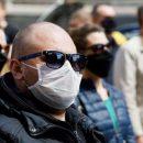 Несколько десятков предпринимателей Ужгорода протестовали против жесткого карантина