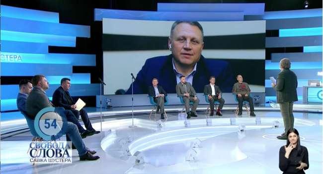 Политтехнолог: лицо Шевченко уже не такое радостное, как в 2019-м, когда он горло рвал за Зеленского