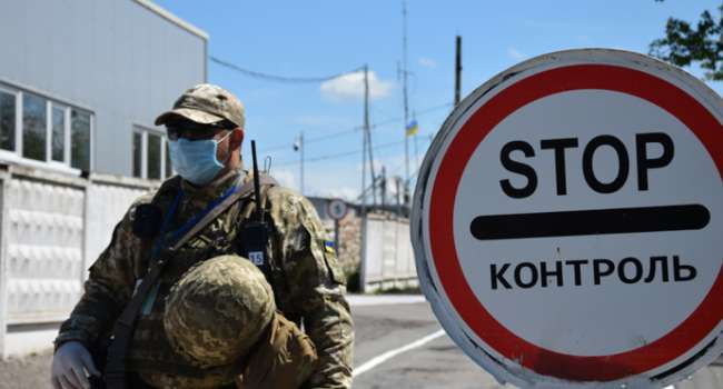 Оккупационные силы не дают гражданским выехать с Донбасса