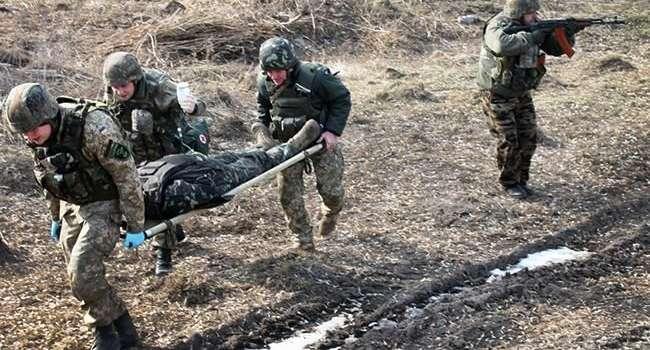 Боевики передали Украине тело пропавшего бойца 10-й горно-штурмовой бригады