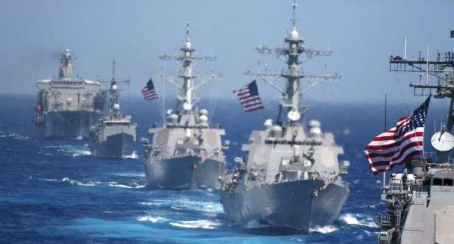 США уведомили Турцию о входе двух боевых кораблей в воды Черного моря