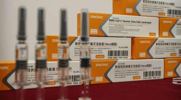 Сегодня в Украине начинается вакцинация препаратом CoronaVac