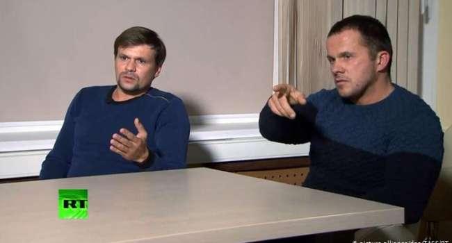 Взрыв в Чехии: взрывчатку на складе боеприпасов заложили российские офицеры «Боширов» и «Петров» - следствие