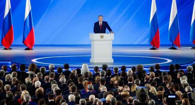 Путин: если кто-то перейдет красные линии, Россия ответит быстро и очень жестко