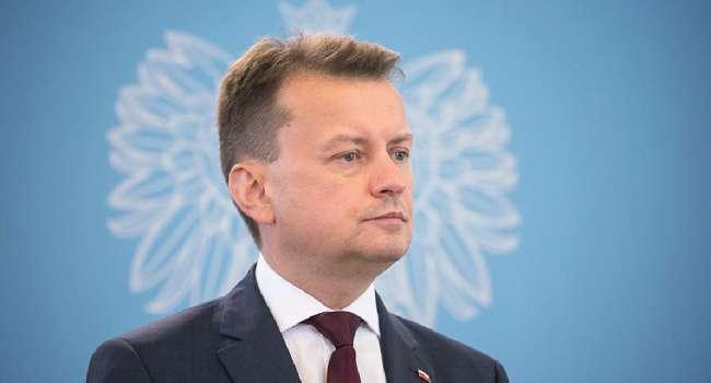 Глава Минобороны Польши заявил о желании Путина восстановить Российскую империю
