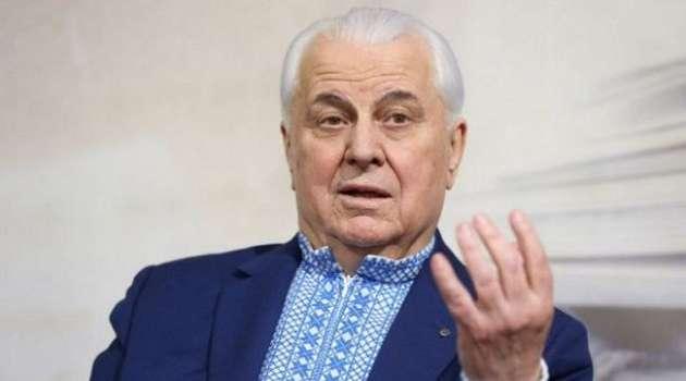 «Это глубокая фальшь»: Кравчук ответил Путину на его заявление о защите русскоязычных на Донбассе