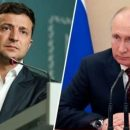 В Кремле косвенно подтвердили, что встреча Зеленского и Путина «прорабатывается»
